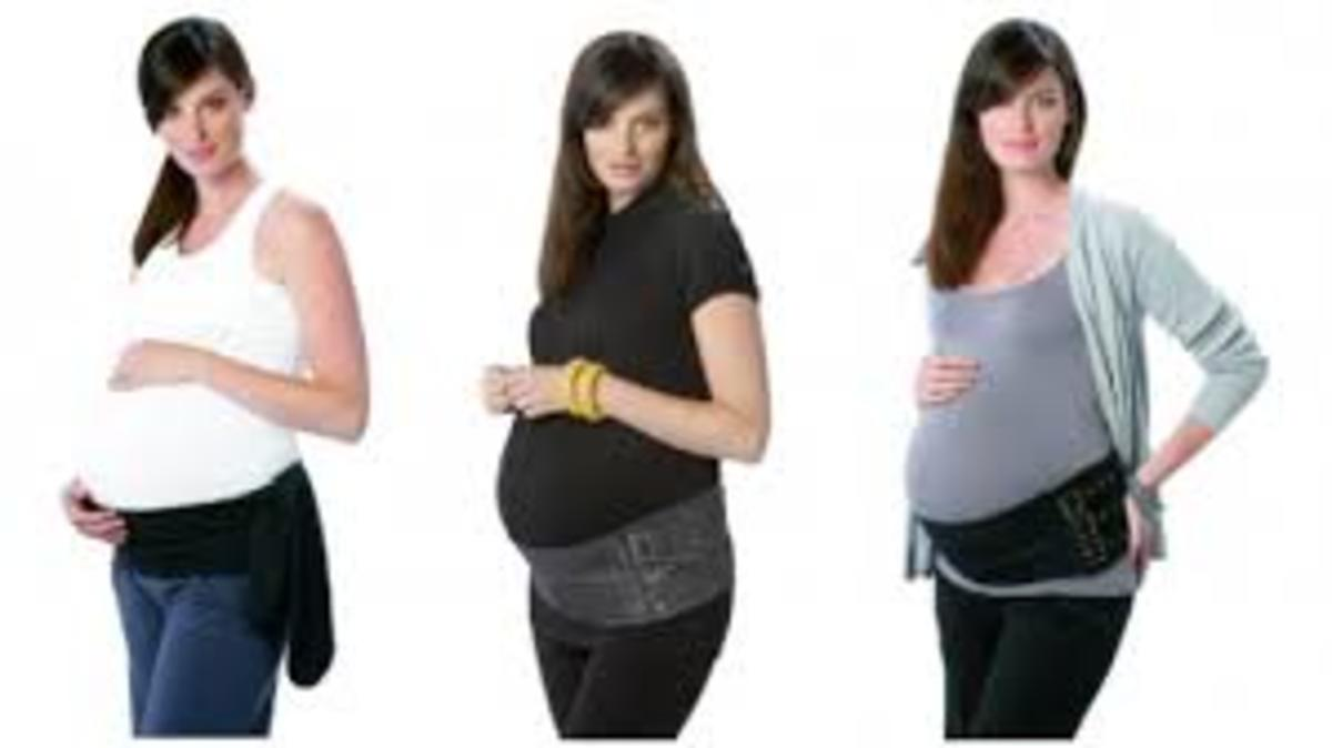 Wear Maternity Belly Bands for Weight Loss Post Pregnancy