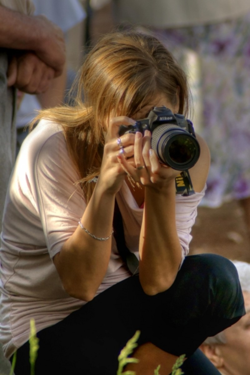 Make money by selling your pictures online