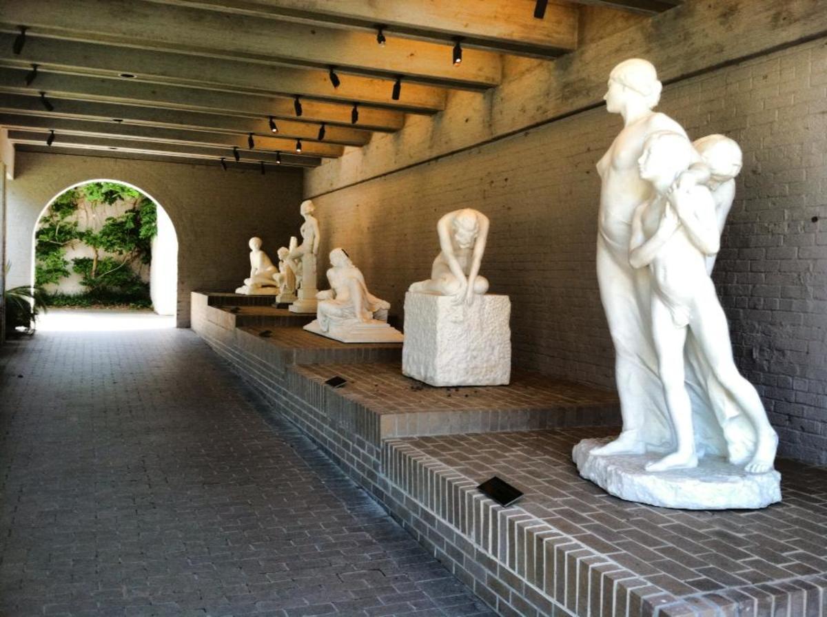 Brookgreen Gardens, The Sculpture Garden