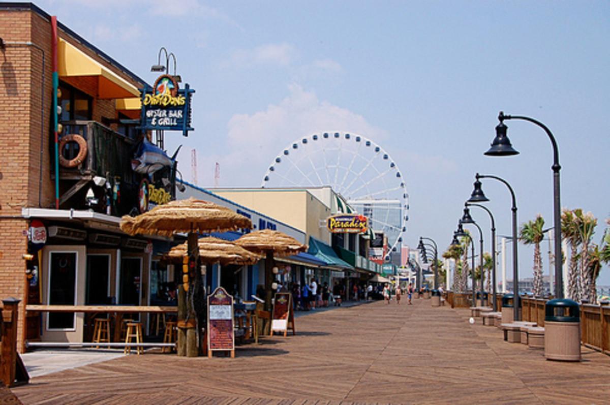 Myrtle Beach, SC Boardwalk