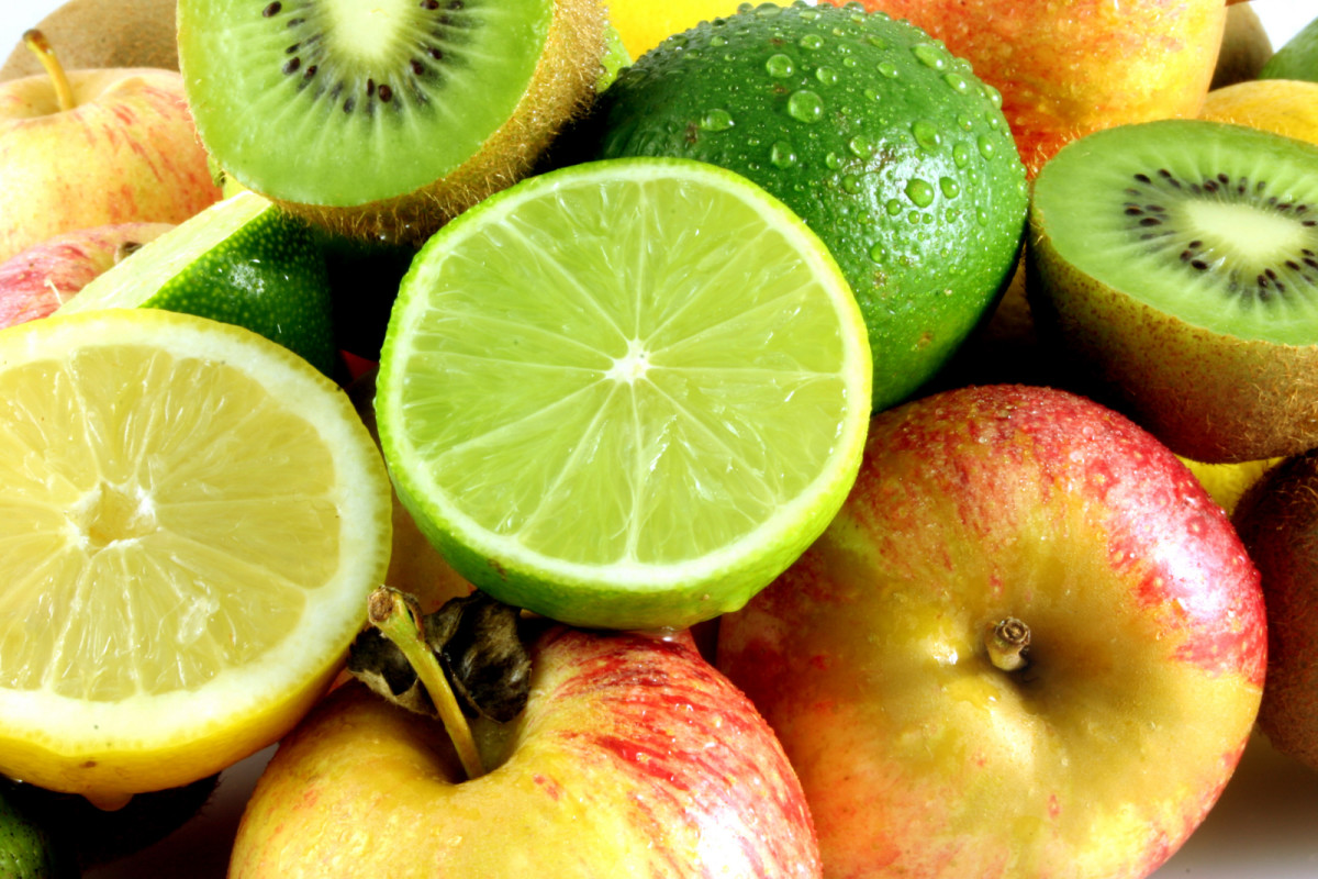 full of natural fruit acids which have a huge benefit to the skin.