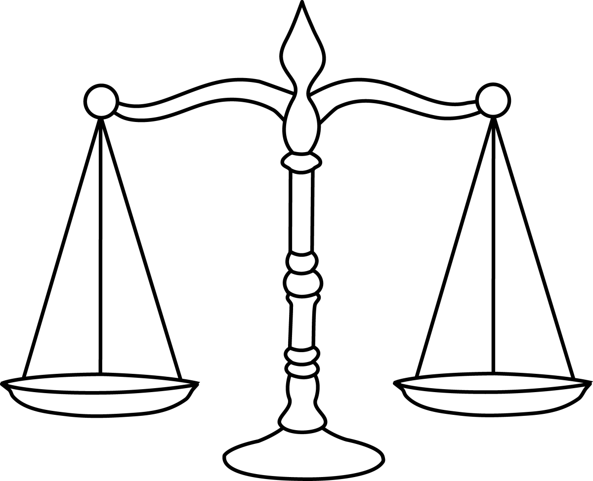 In God's Eyes, can the scales of justice be balanced?