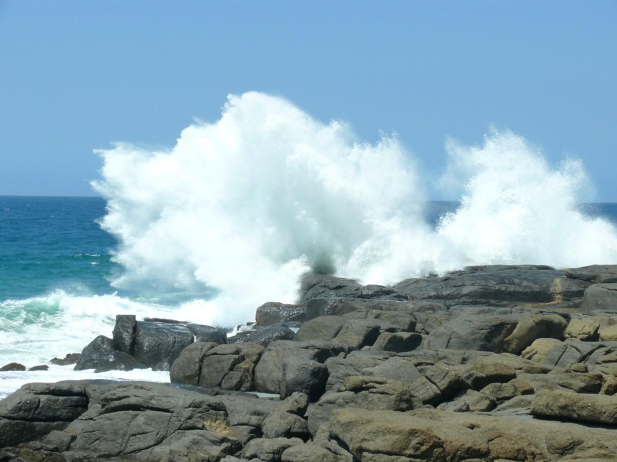 Splash Rock-Port Edward