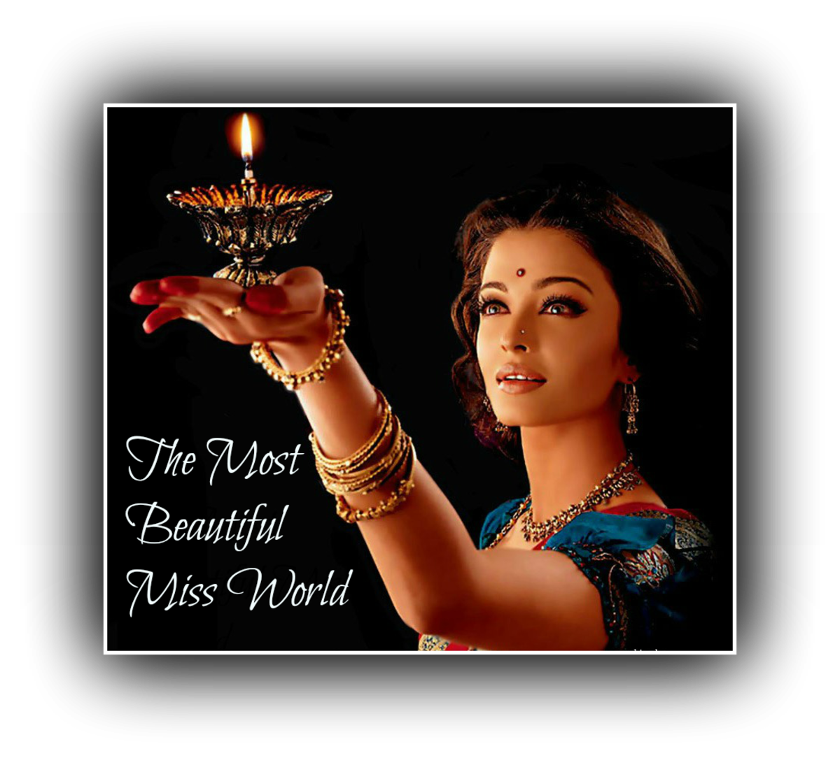 Aishwarya Rai, The Most Beautiful Miss World