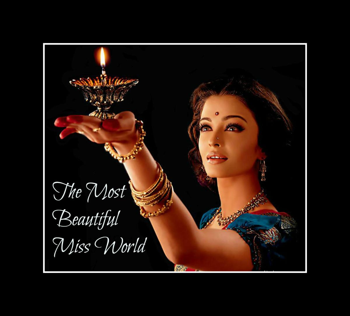 Aishwarya Rai, The Most Beautiful Miss World