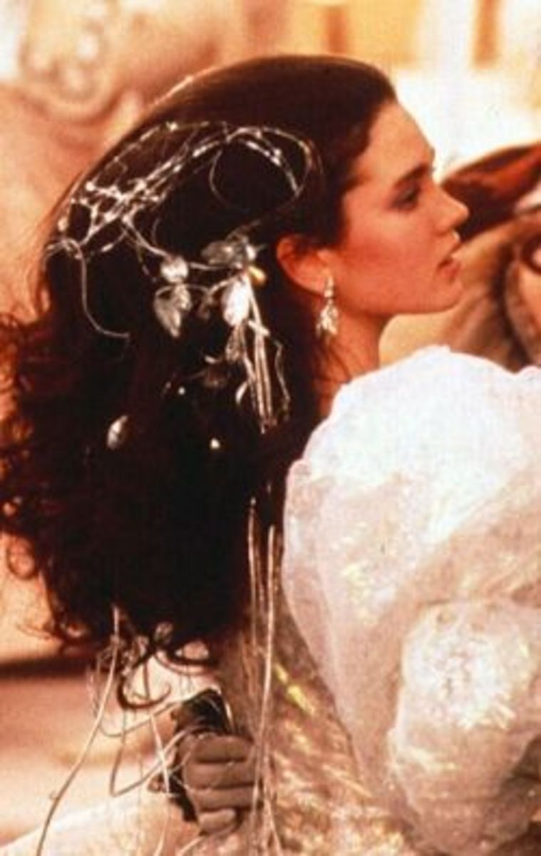 Jennifer Connelly as  Sarah from Labyrinth