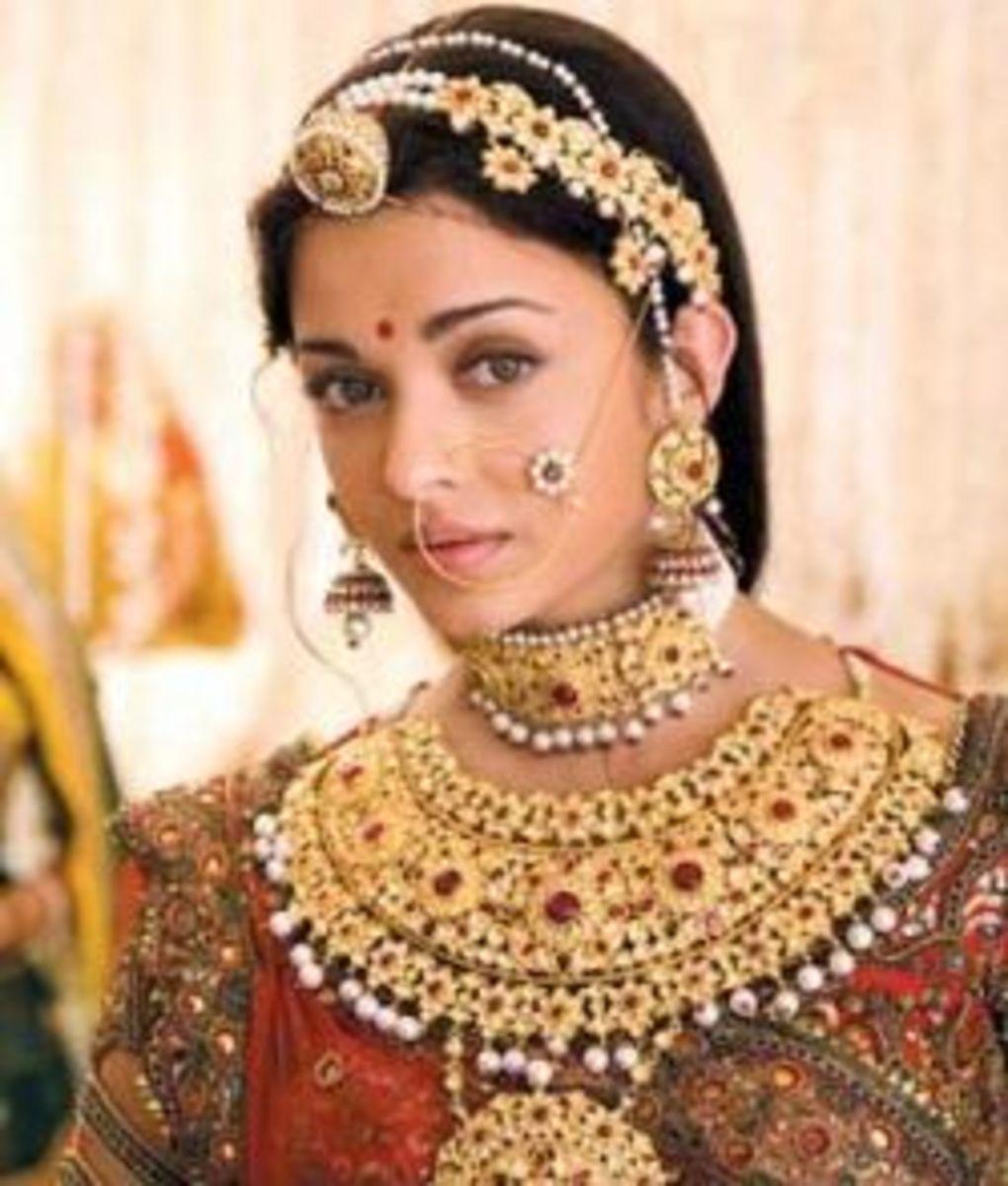 Aishwariya Rai as Jodhaa from Jodhaa-Akbar
