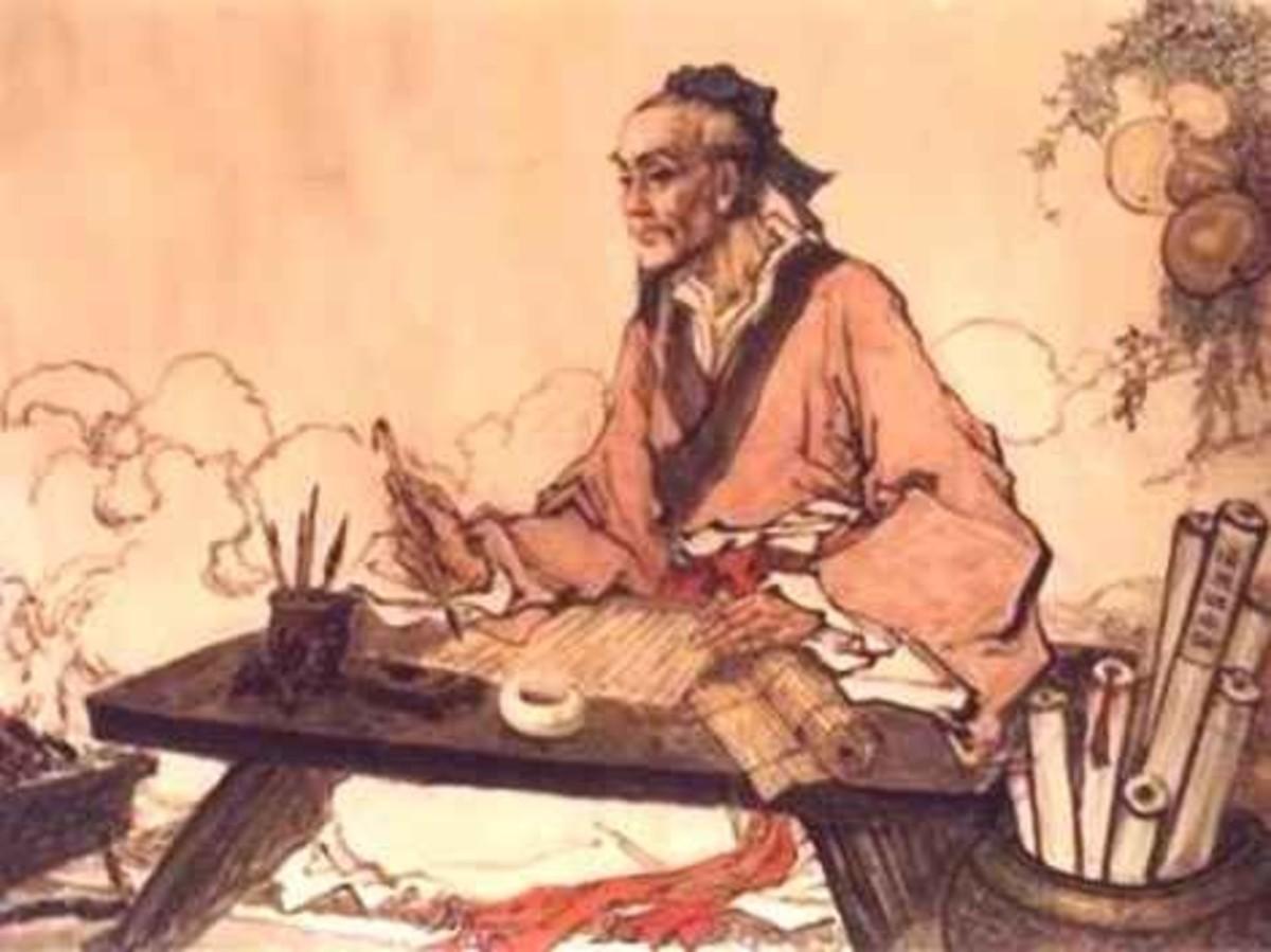zhang zhongjing the scholar who created Tang Yuan