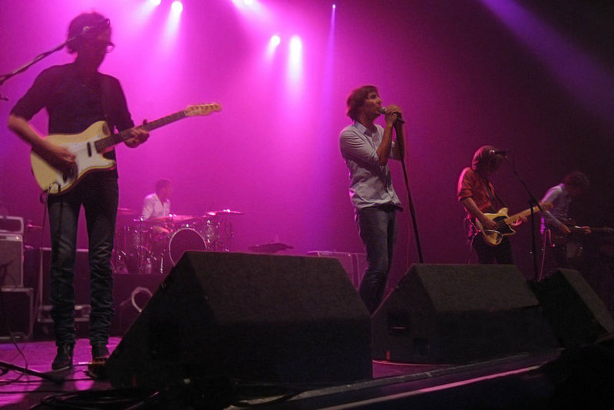 Phoenix songs: