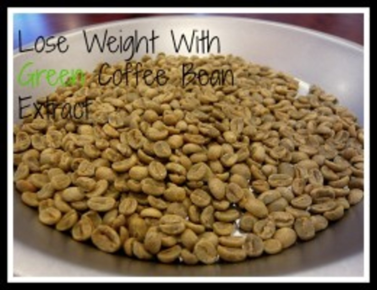 How To Lose Weight Using Green Coffee Bean Extract