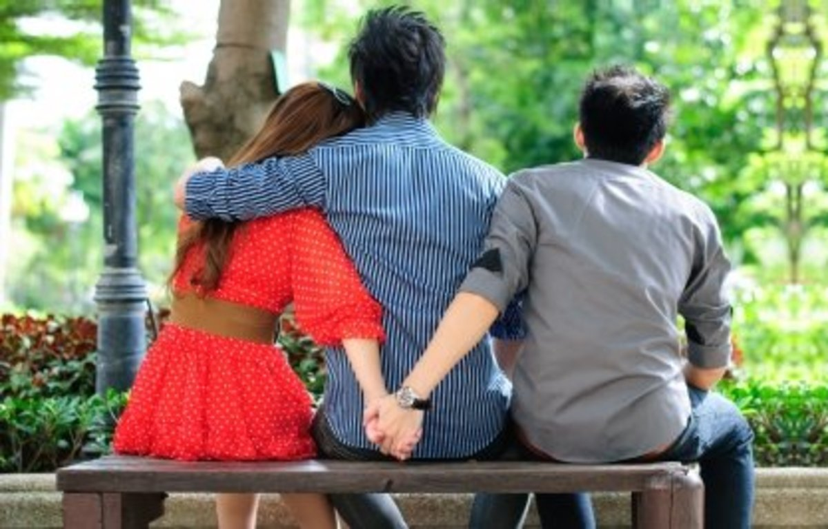 Infidelity in dating relationships mcanulty