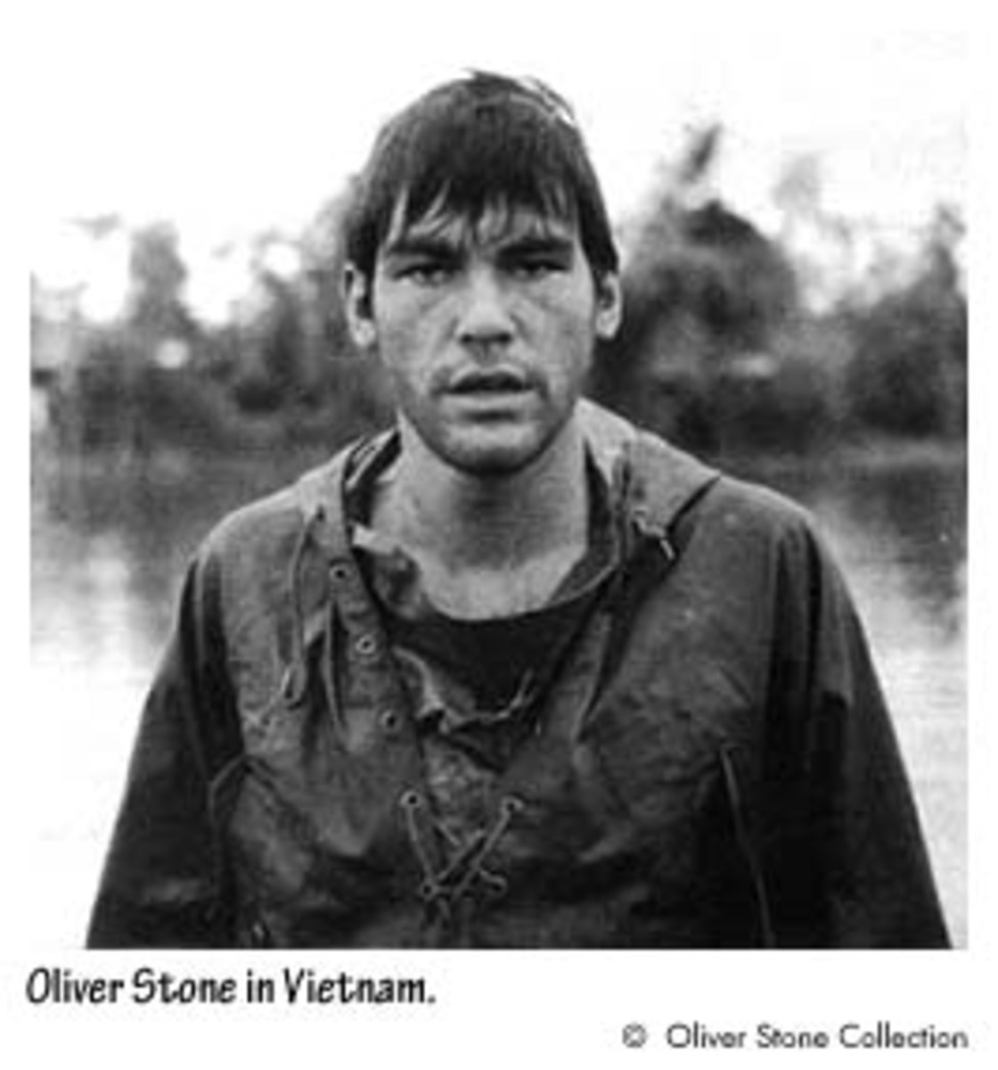 My Untold Short History With Oliver Stone
