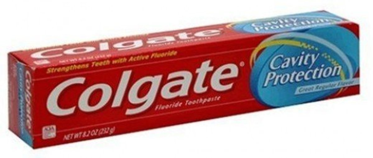 The most effective toothpaste?
