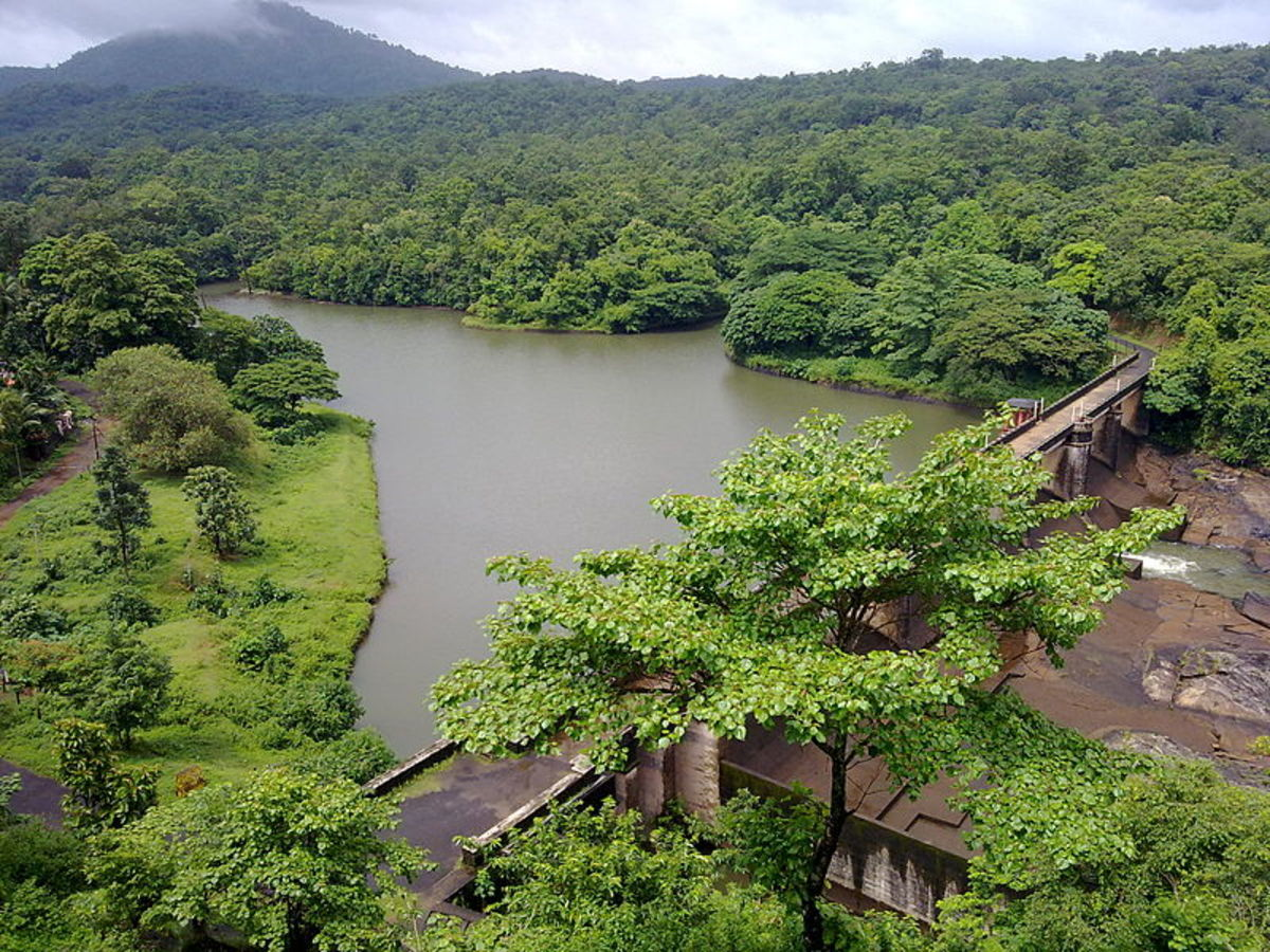 Thenmala, Kerala