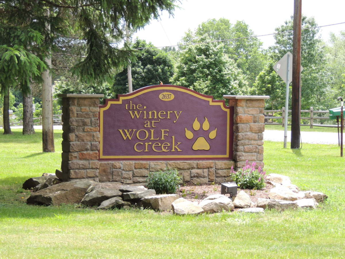 Ohio Wines - The Winery at Wolf Creek