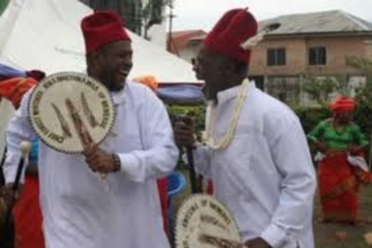 The Igbo Man