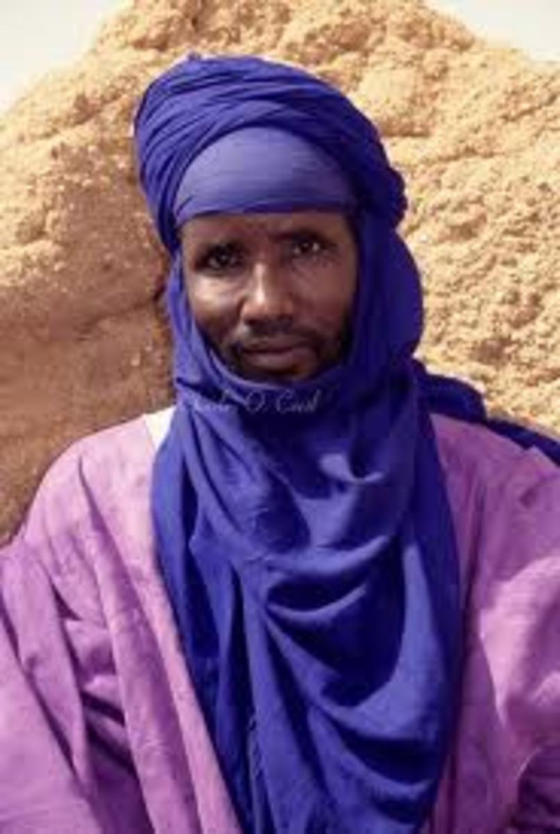 The Hausa Man