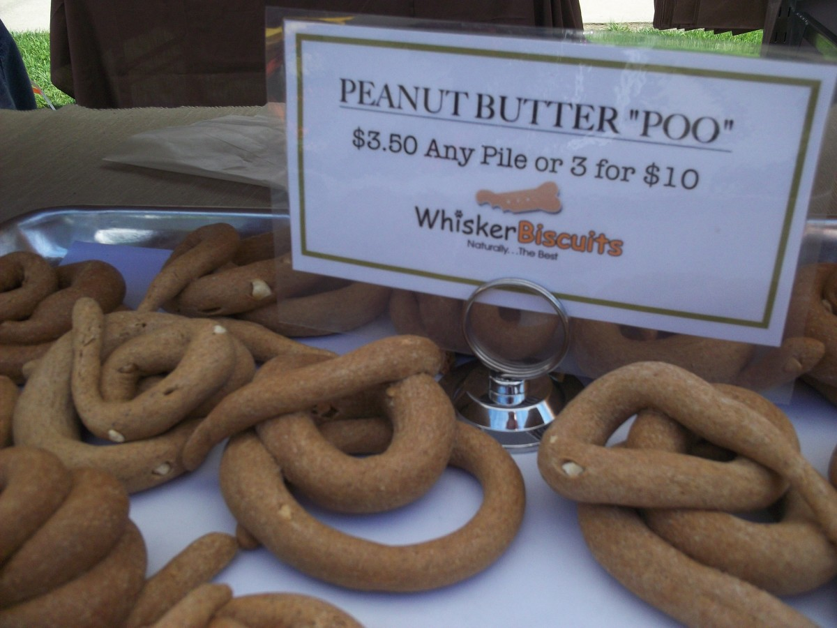Courtesy of Whisker Biscuits Pet Treats