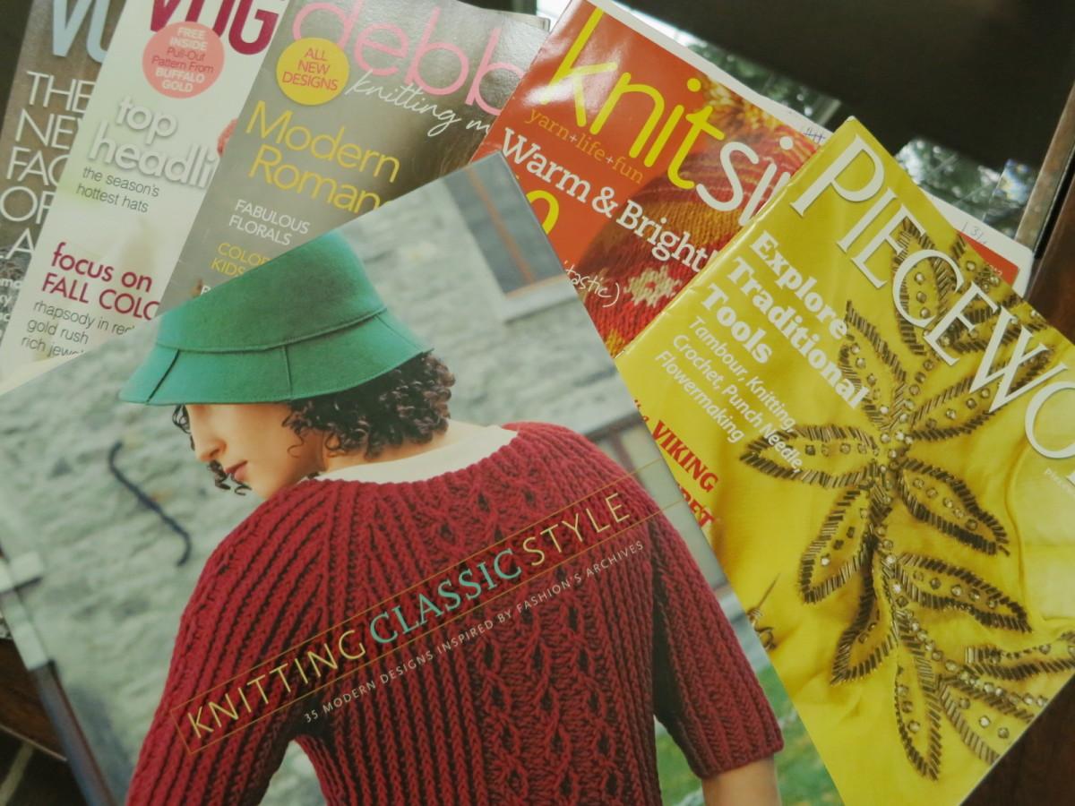 Start A Knitting Group 6