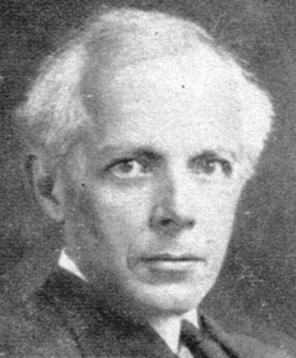 Bela Bartok.