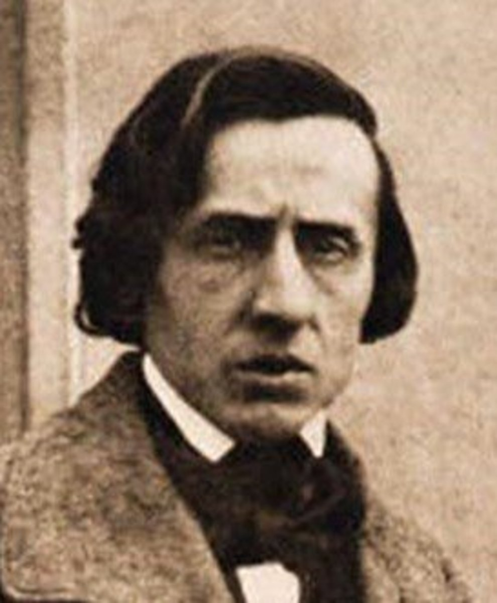 Frederic Chopin.