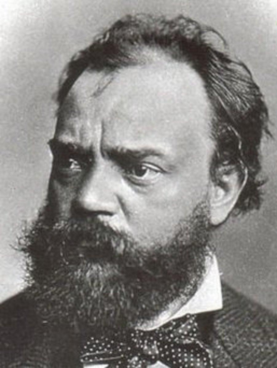 Antonin Dvorak.