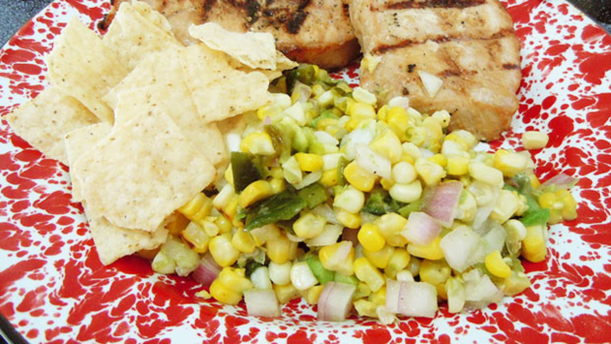 olathe corn salsa
