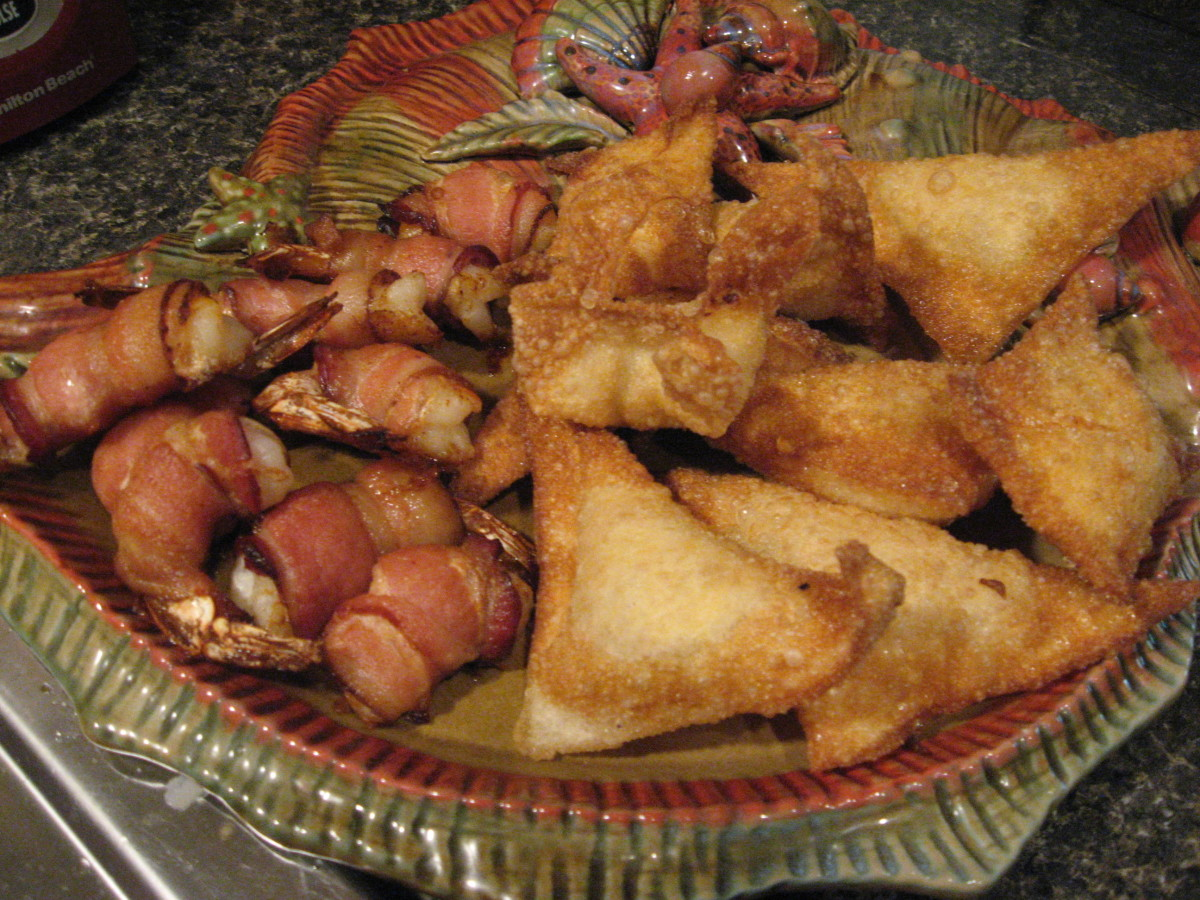 Seafood - Party Food Ideas