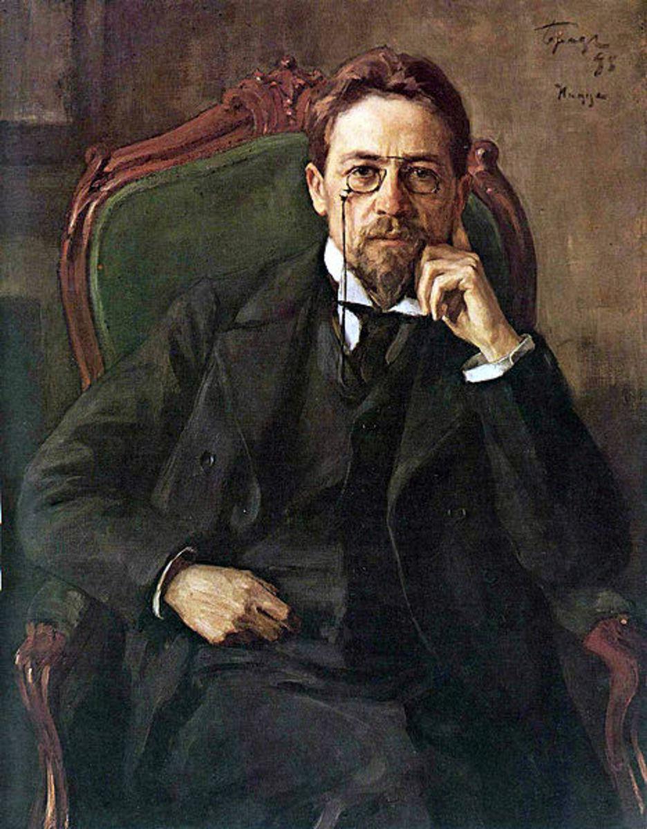 Anton Chekov, Russia