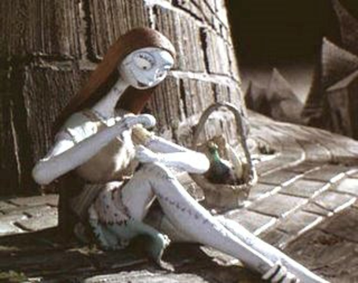Sally - Rag Doll -