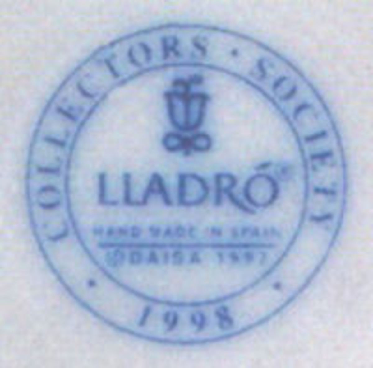 Collector's Society Mark