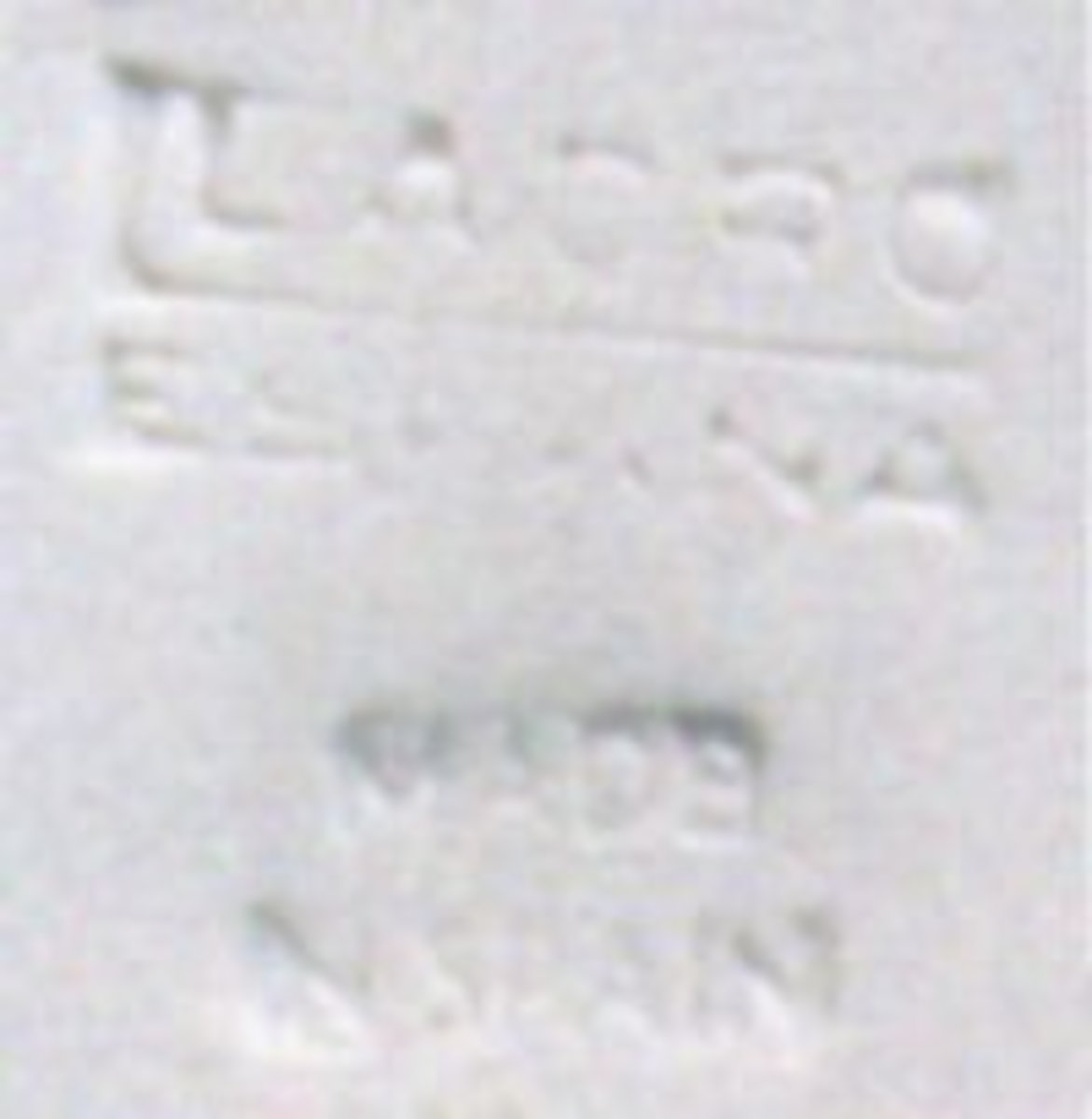 One of the First Marks