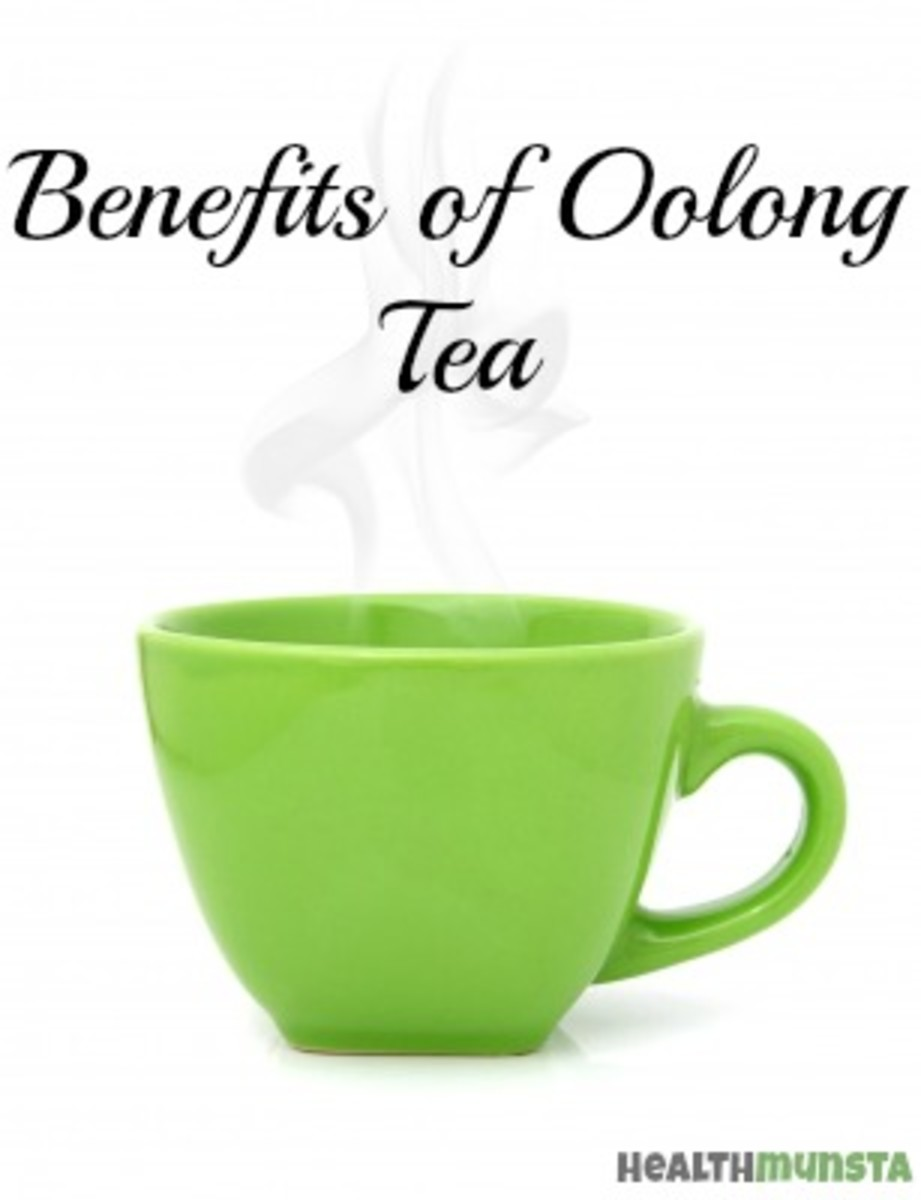 Benefits of Oolong Tea: a Unique Blend of Tea for Weight Loss & More