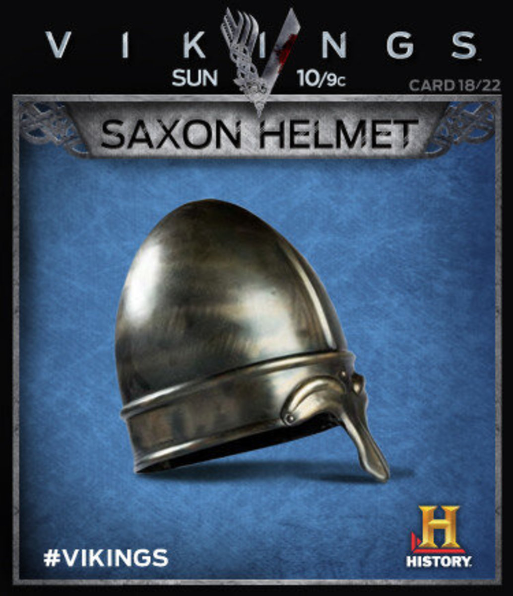 Comic strips and other viking tales have their helmets wrong.. they never had horns and I don't think wings either