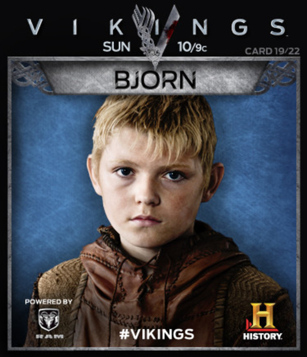 Ragnar's heir
