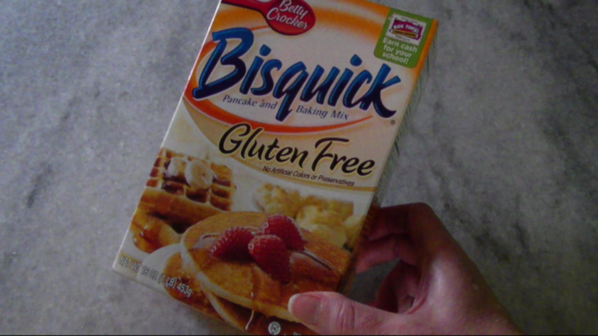 Gluten Free Bisquick