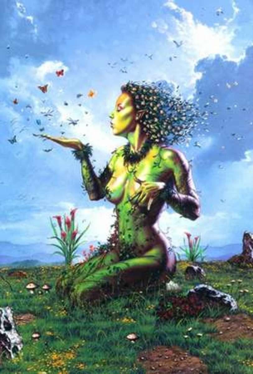 Ancient Mythology-Creation Stories
