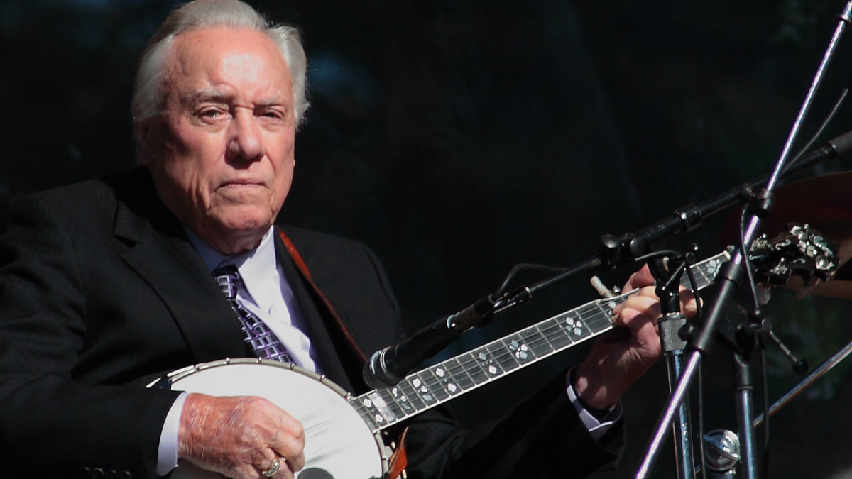 Earl Scruggs, who died in early 2012, popularized a three-finger picking style that is now appropriately referred to as Scruggs Style.
