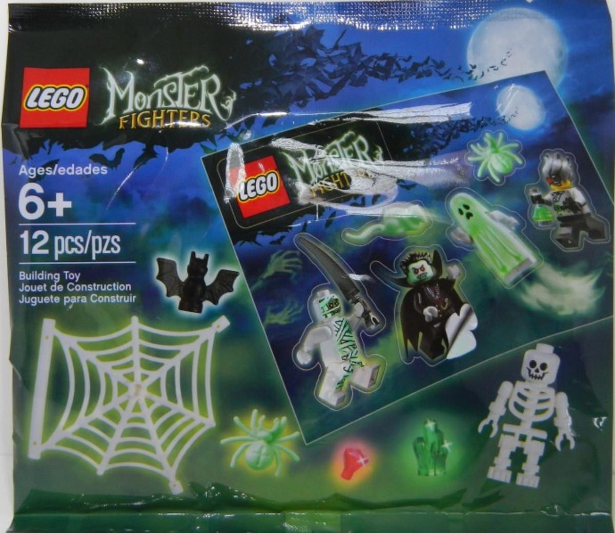 LEGO Monster Fighters Promotional Pack 5000644 Bag