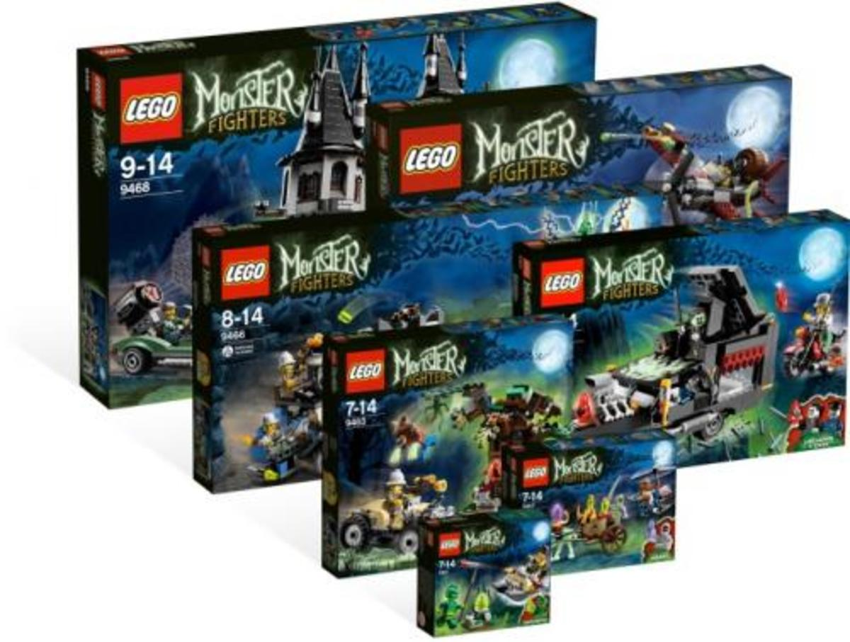 LEGO Monster Fighters Collection 5001133