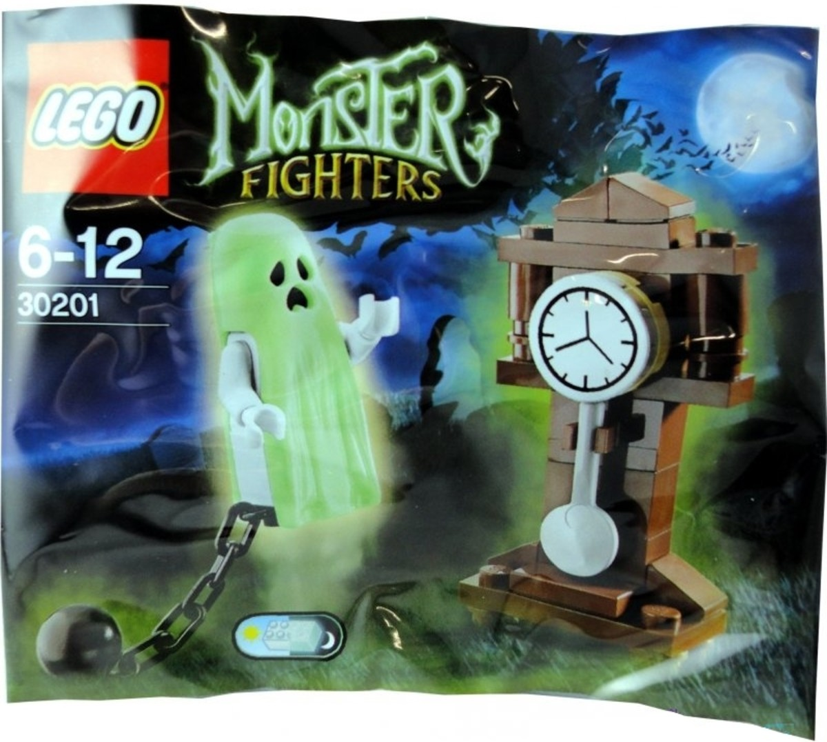 LEGO Monster Fighters Ghost 30201 Bag