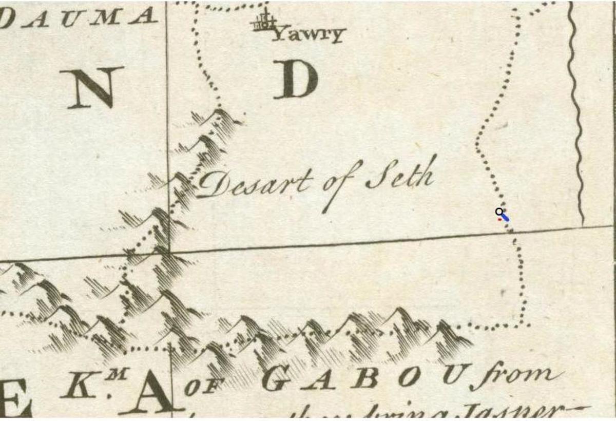 Desert of Seth 1747