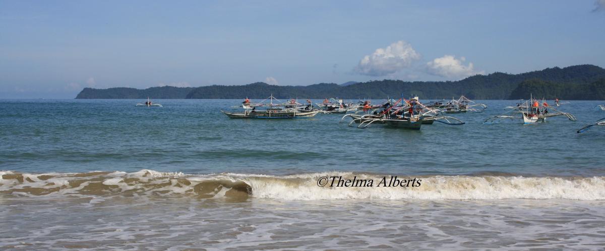 Palawan Seaside View, Philippines