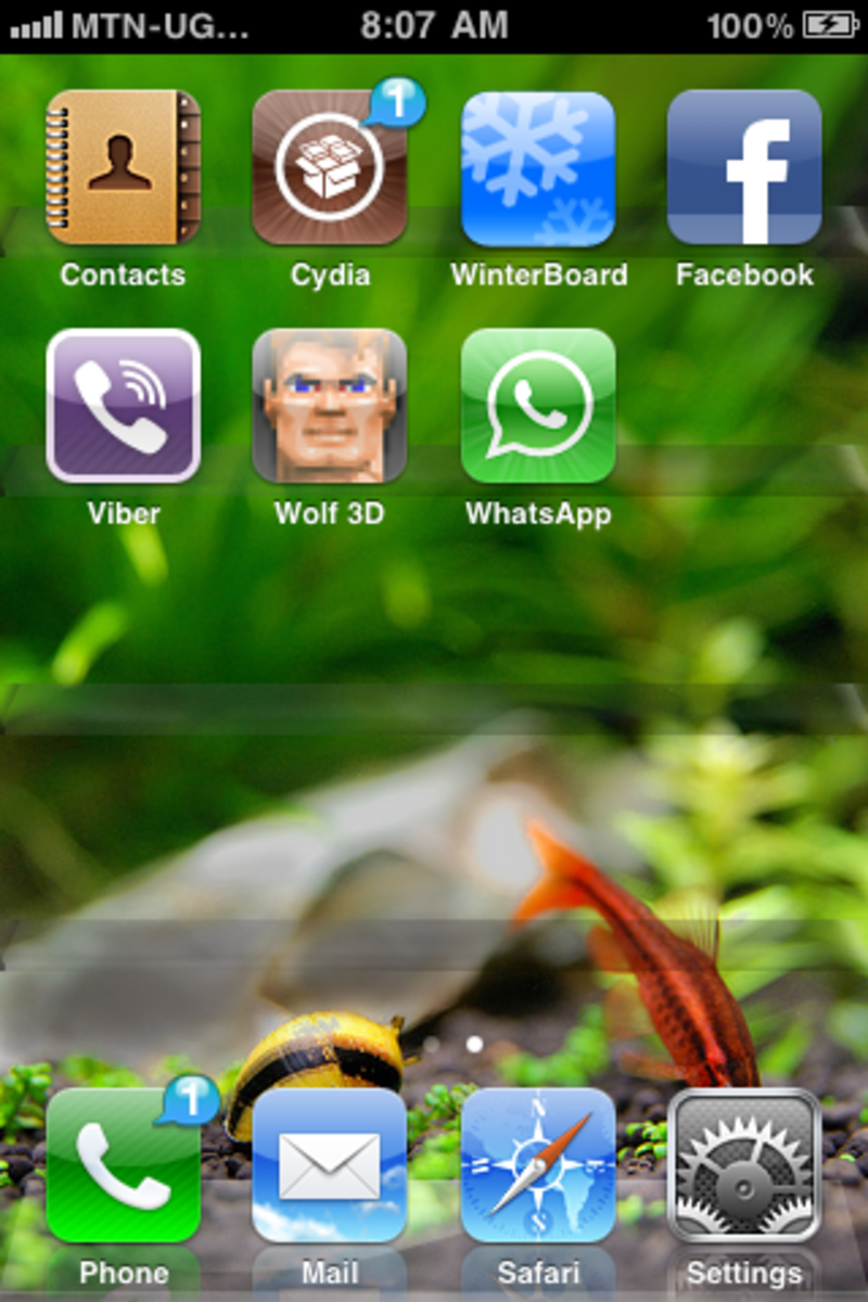 Old version apps running in iPhone 3G