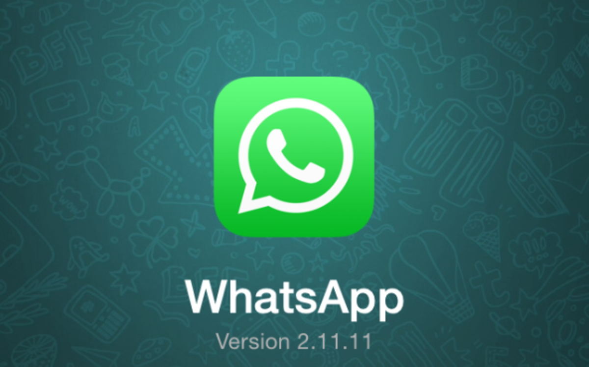 When time is up, old version Whatsapp will cease  working in old iPhones and IOS firmware