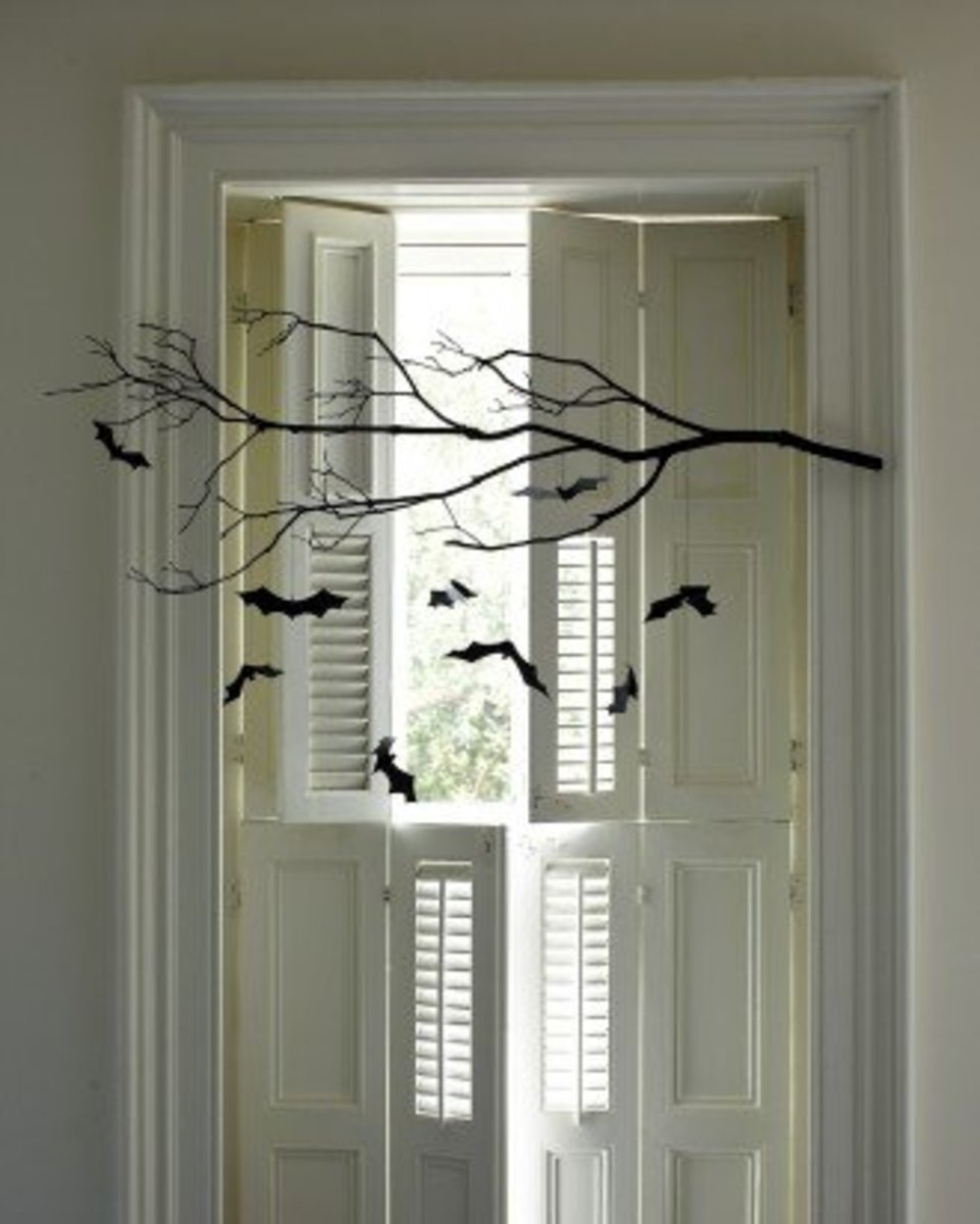 Simple and Budget Friendly DIY Halloween Decorations