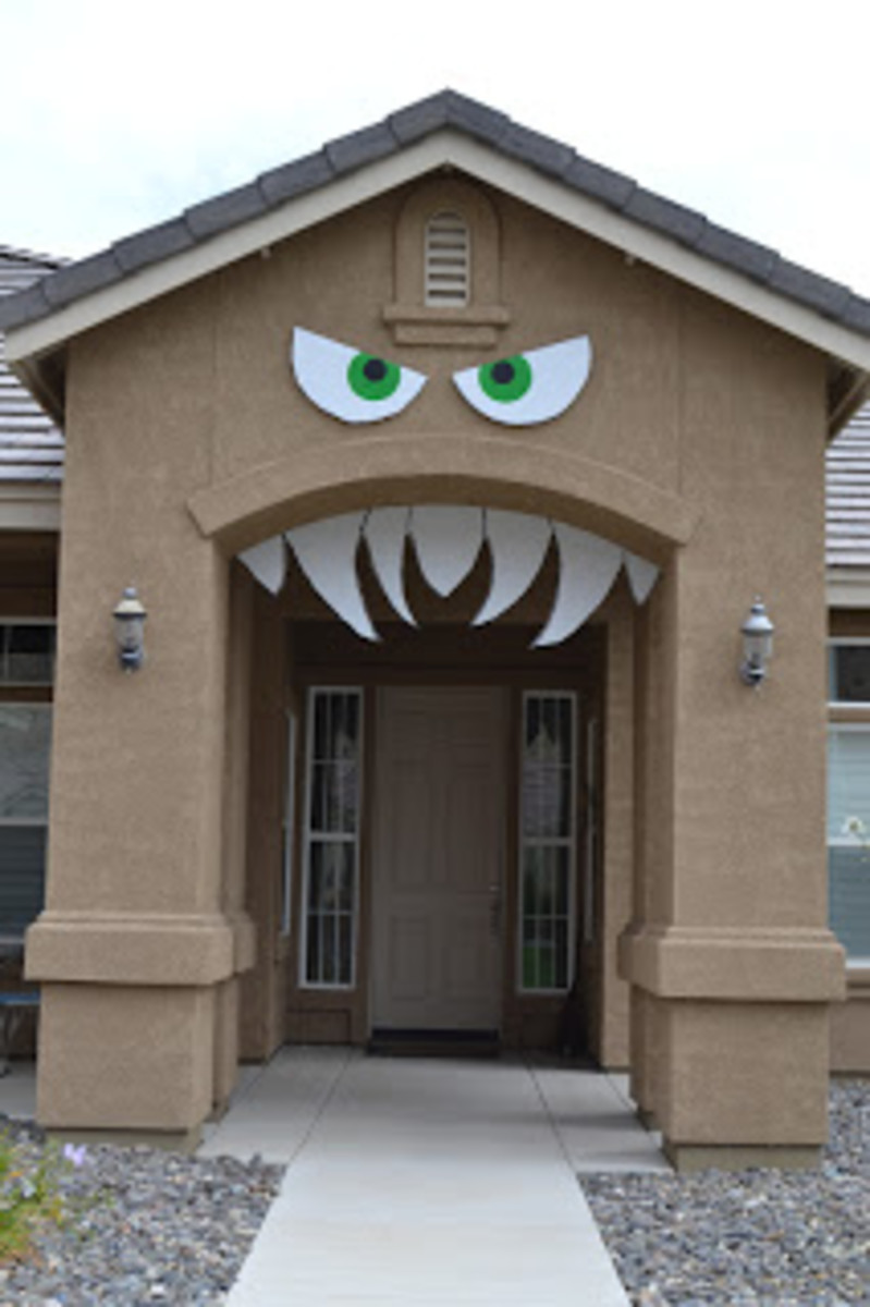 Handmade Monster House