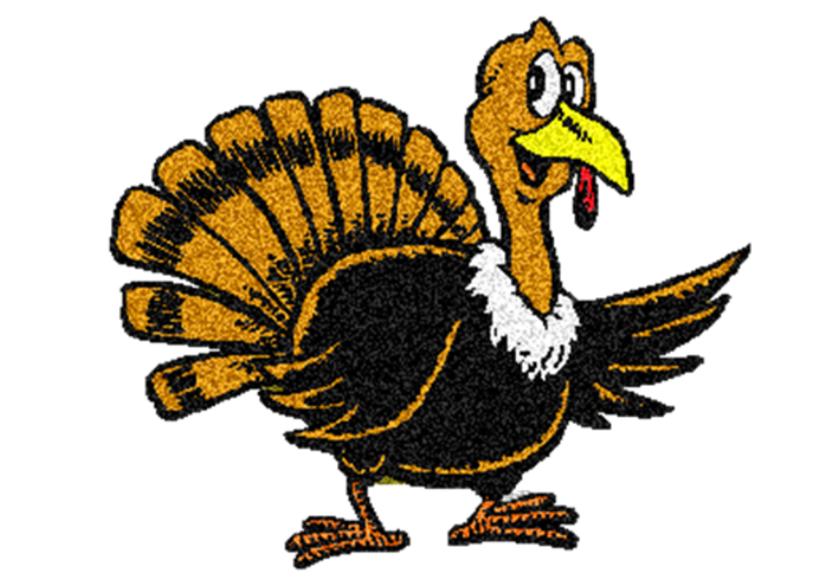 Smiling Turkey
