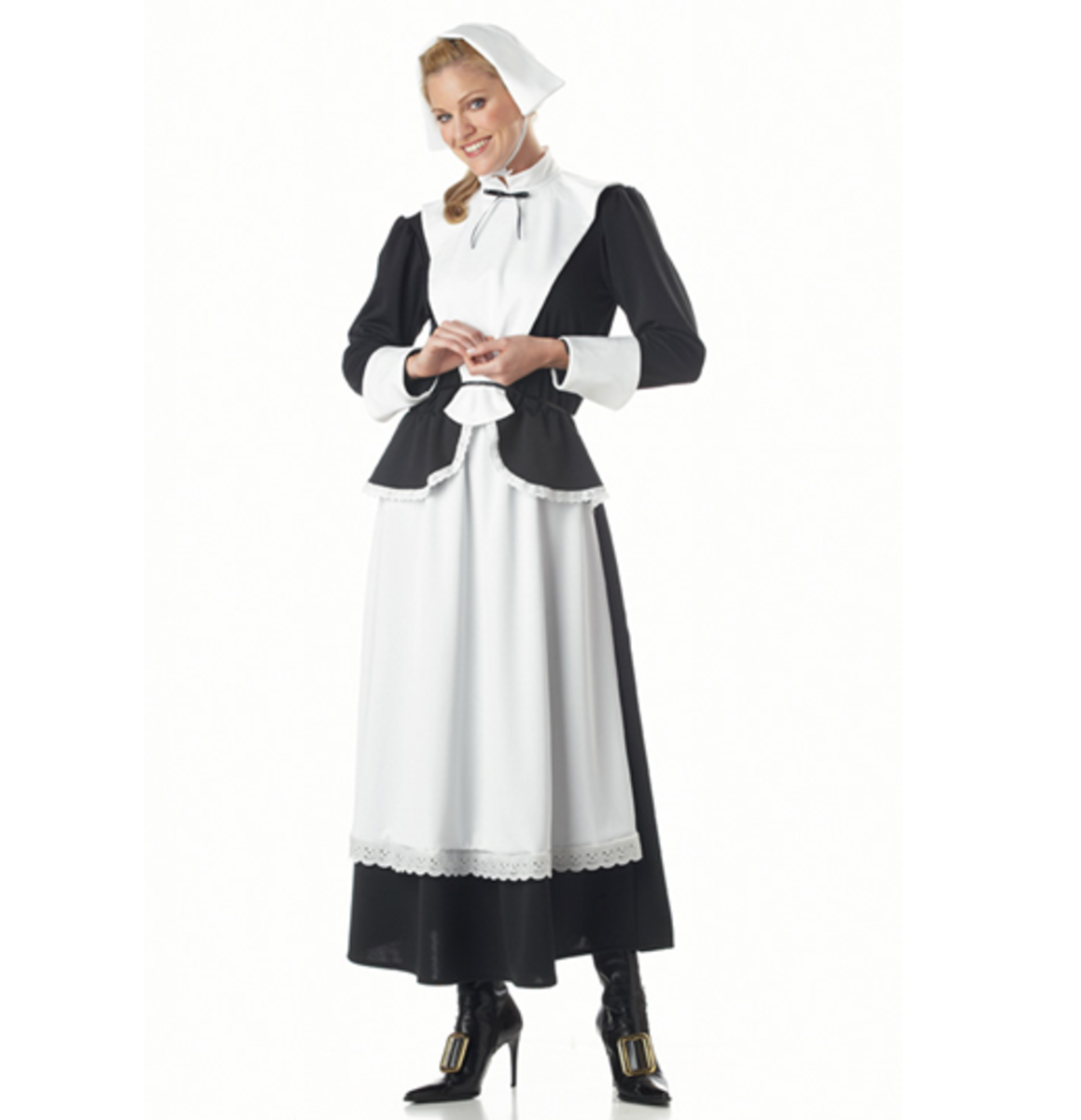 Woman's Pilgrim Costume