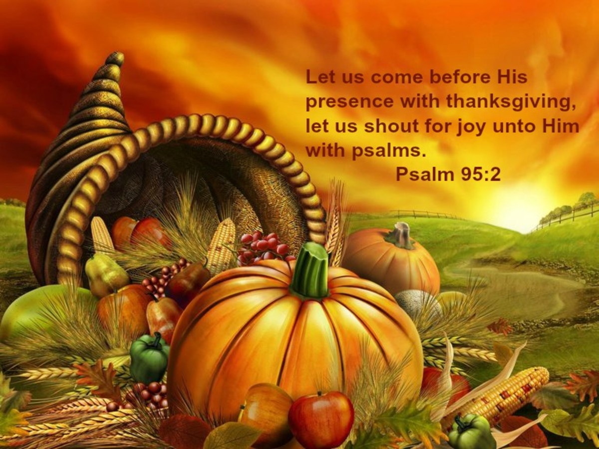 Harvest Day Psalm